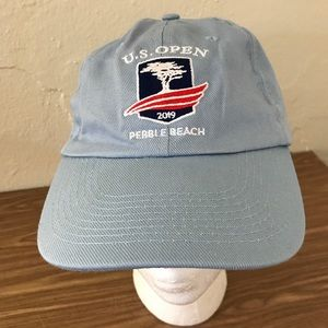 U.S. Open Pebble Beach 2019 Light Blue Cap/Hat